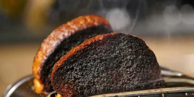 Bánh mỳ cháy đen lại có tác dụng hiệu quả để làm trắng răng
