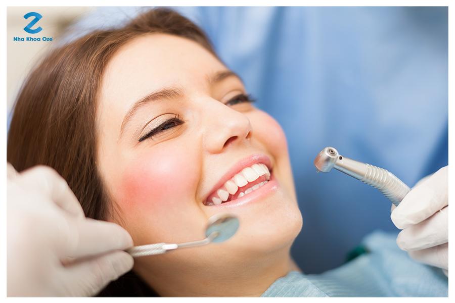 Công nghệ làm răng sứ cũng ảnh hưởng đến thời gian sử dụng răng sứ