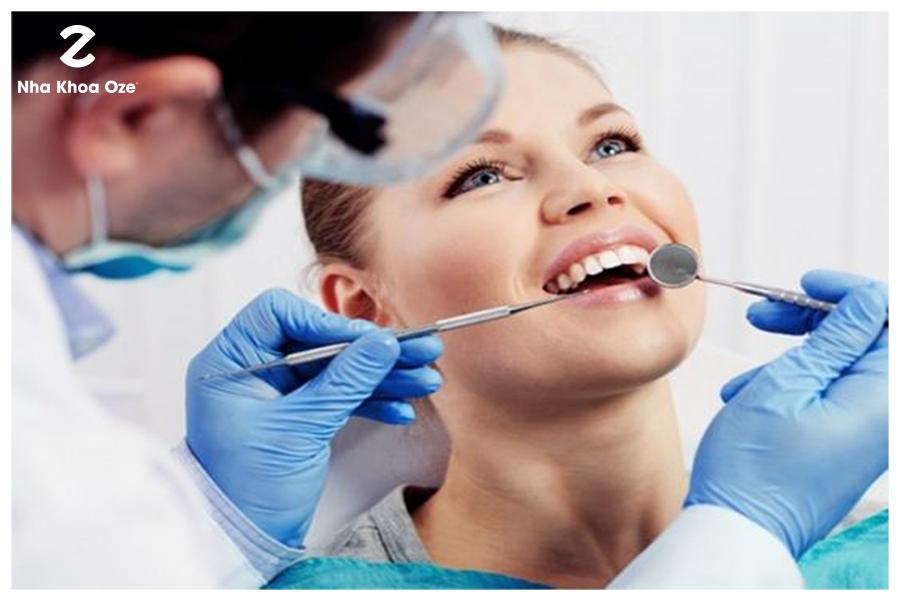 Tháo răng sứ hoàn toàn không đau