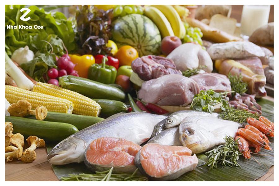 Thực hiện chế độ ăn uống khoa học, lành mạnh