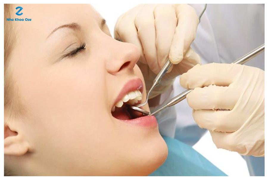 Điều trị đau răng tại nha khoa giúp bạn có được hiệu quả tốt hơn