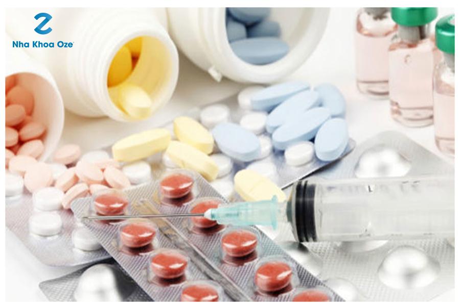 Có thể cần phải sử dụng thuốc kháng sinh toàn thân