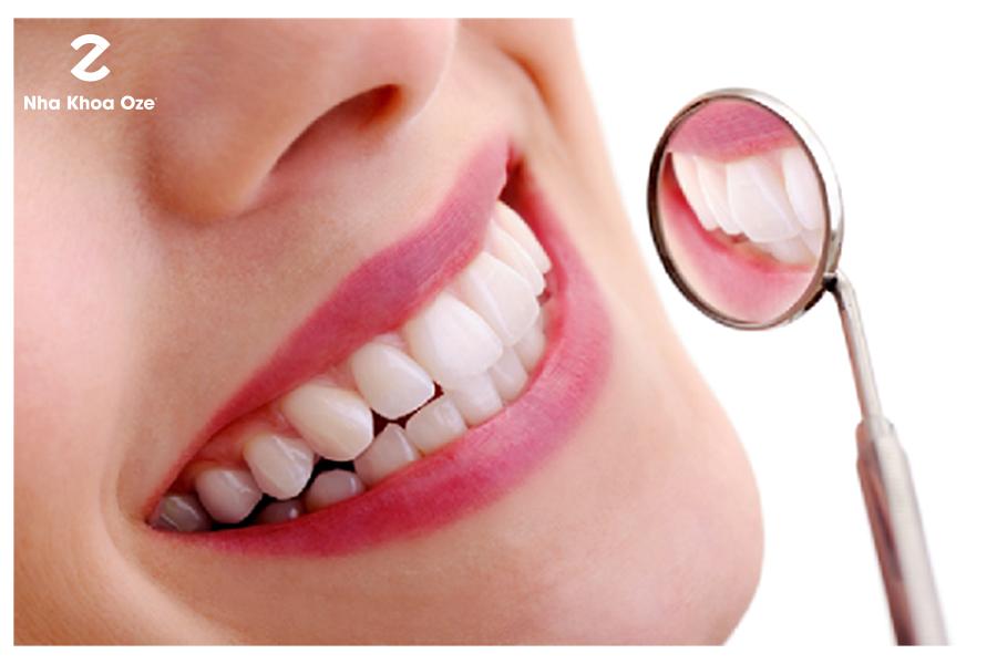 Nha khoa Oze - địa chỉ bọc răng sứ uy tín, chất lượng