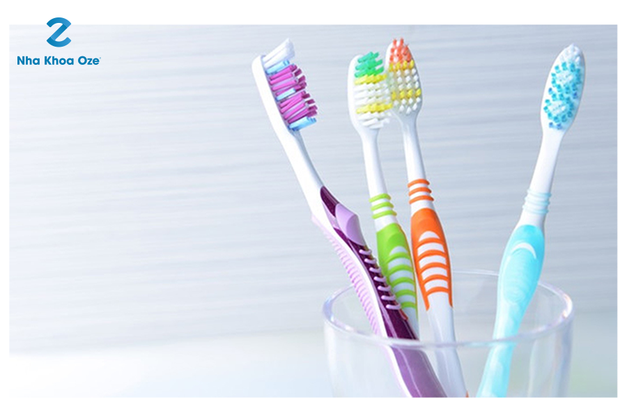 Lựa chọn bàn chải đánh răng phù hợp
