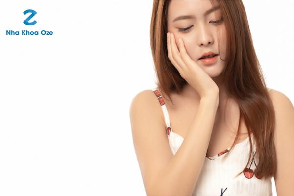 Nhổ răng khôn có bị u mủ và đau nhức