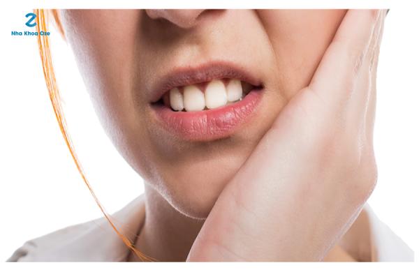 Đau răng khi bị viêm tủy răng