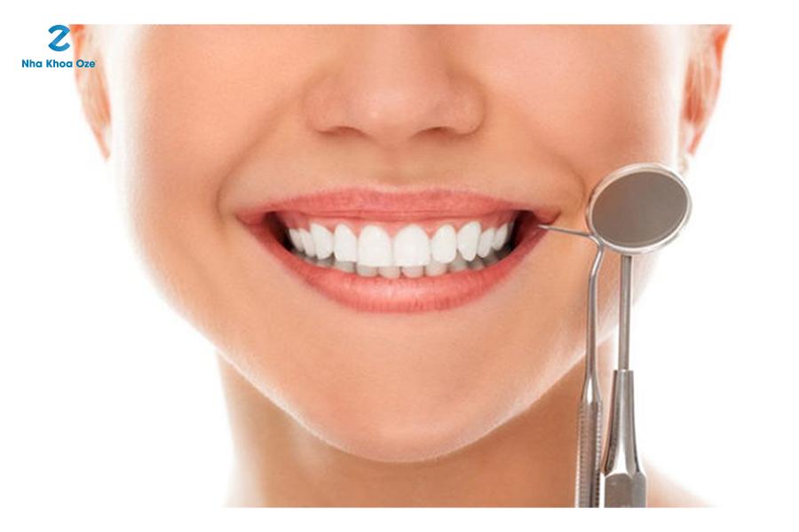 Khớp cắn chuẩn tạo ra hàm răng đẹp và đều