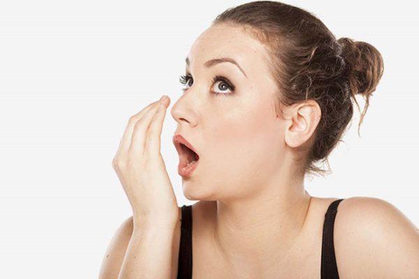 Bạn có đang bị hôi miệng không?