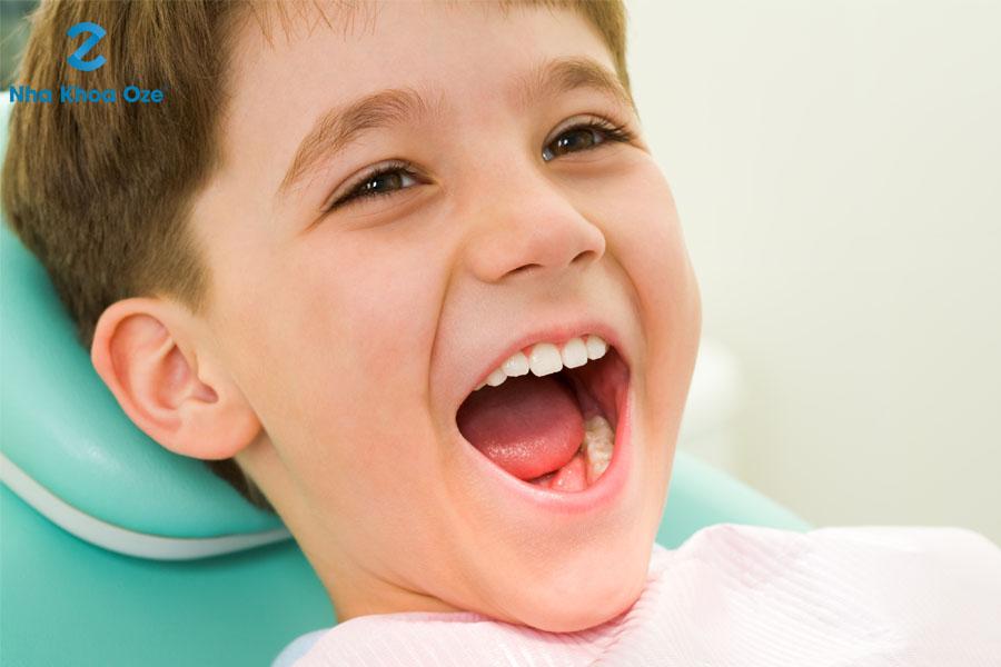 Răng sữa là gì?