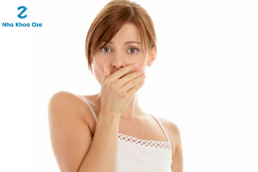 Cười hở lợi khiến cho bệnh nhân ngại giao tiếp hoặc cười