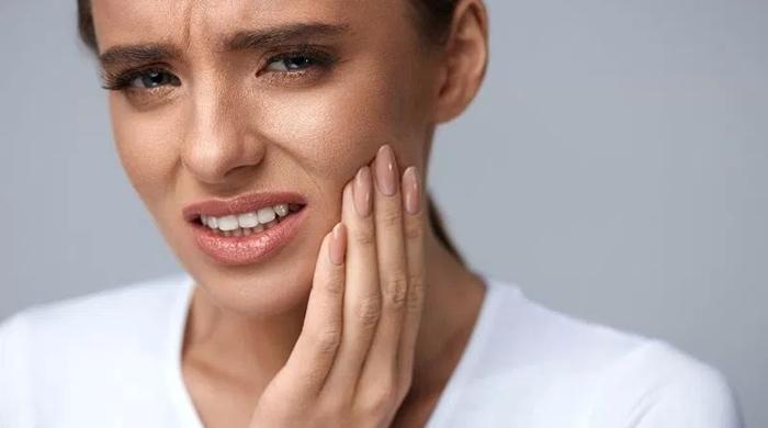 Đau nhức răng sau khi hàn răng