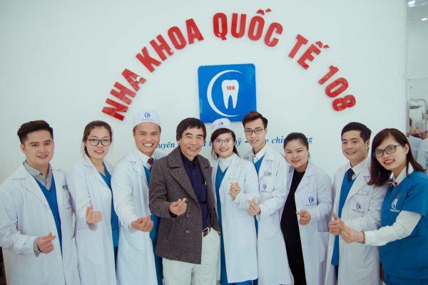 Nha khoa Oze (tiền thân là Nha khoa Quốc tế 108) - địa chỉ chữa chân răng bị đen an toàn, hiệu quả