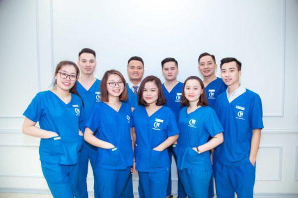 Nha khoa Oze (tiền thân là nha khoa Quốc tế 108) - địa chỉ trồng răng khểnh uy tín, chất lượng