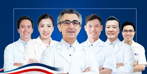 Nha khoa Paris có 100% đội ngũ bác sĩ là thành viên Hiệp hội Nha khoa ESCD
