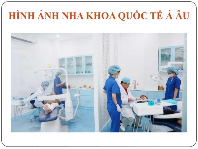Sự uy tín luôn là yếu tố quyết định tới vị trí của một phòng khám nha khoa