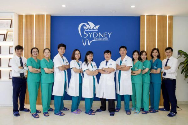 Nha khoa sydney Hà Nội với đội ngũ bác sĩ chuyên môn giỏi