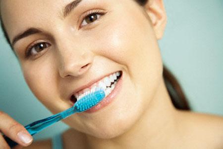 Nồng độ flouride cao trong các loại kem đánh răng