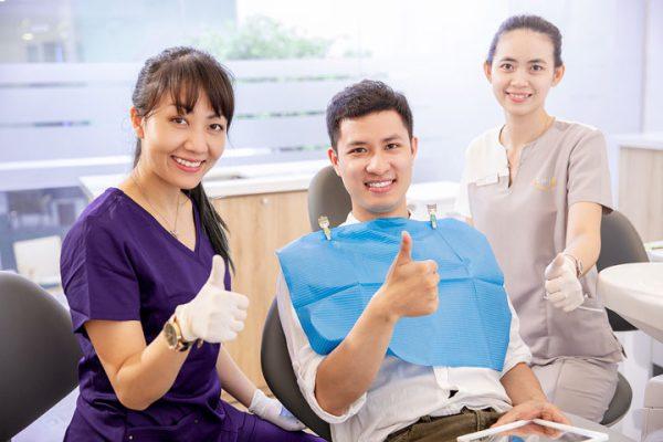 Sở hữu các bác sĩ có tay nghề cao và luôn tận tâm chăm sóc khách hàng