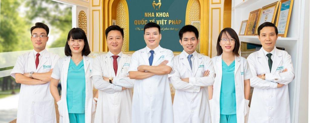 Nha khoa Quốc tế Việt Pháp - Địa chỉ nha khoa uy tín tại Hà Nội